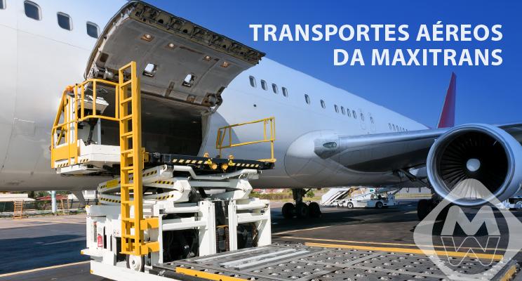 Transporte aéreo da Maxitrans