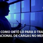 MIC/DTA: Como obtê-lo para o transporte internacional de cargas no Mercosul?