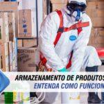 Entenda as normas de armazenamento de produtos perigosos